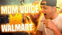 Mom Voice Shuts Down Walmart! (Prank Call)