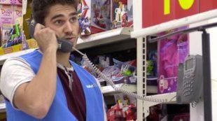 Fake Walmart Employee Prank!
